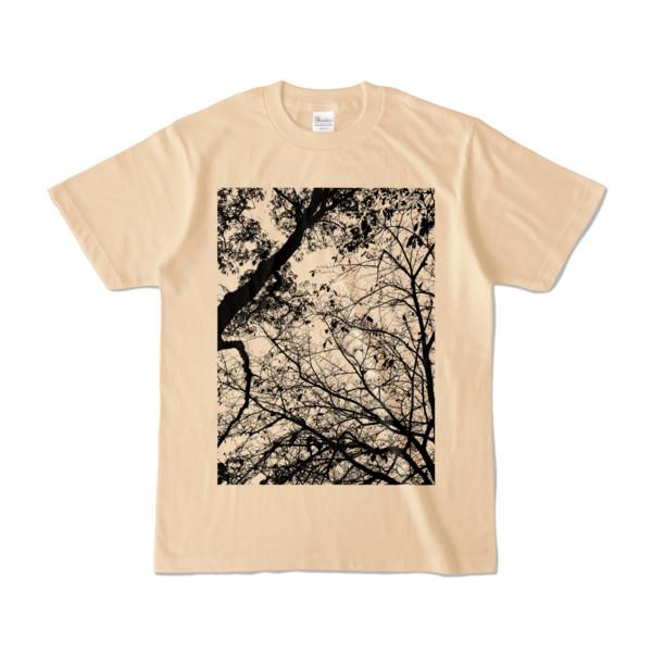 Tシャツ ナチュラル FOREST_MORI