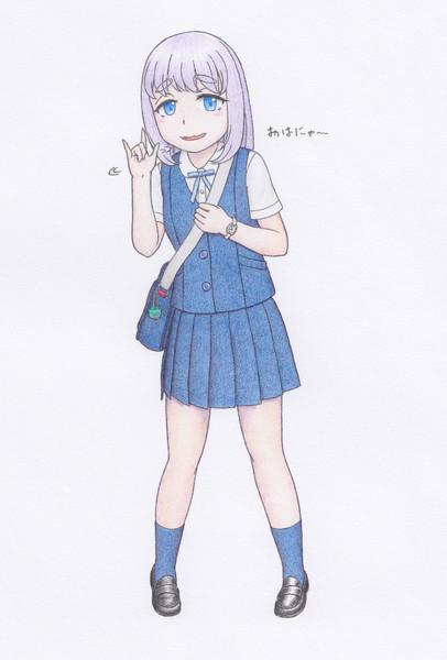 kopokichiちゃん 通学mode(合服)