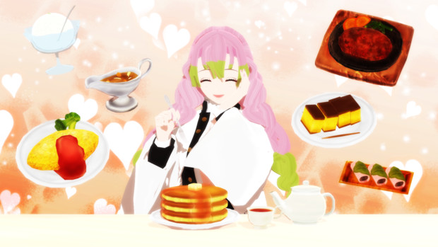 いっぱい食べる君が好き(*´▽`*)