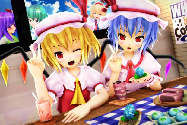 【レミフラ!】和菓子セットで 癒されちゃう…♡