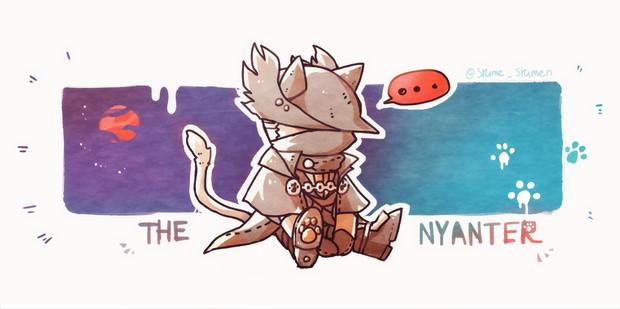 THE NYANTER
