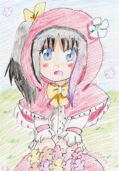 赤ずきんミユちゃん