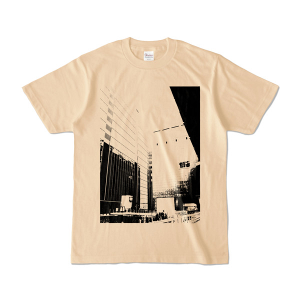 Tシャツ ナチュラル Shinjuku_HONYA