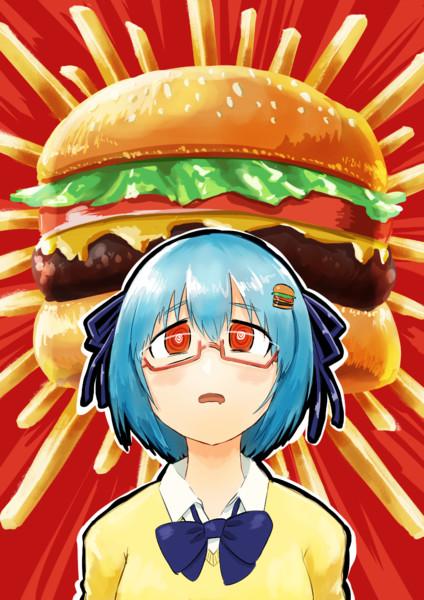 ハンバーガーちゃんさん