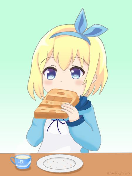 食パン*れ~るとりっぷ