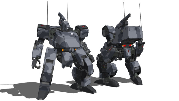 コザック(装甲強化型)