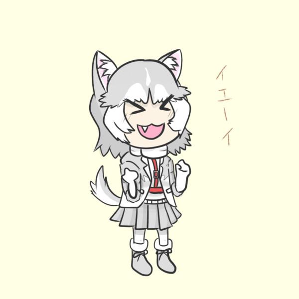 miji風イエイヌちゃん