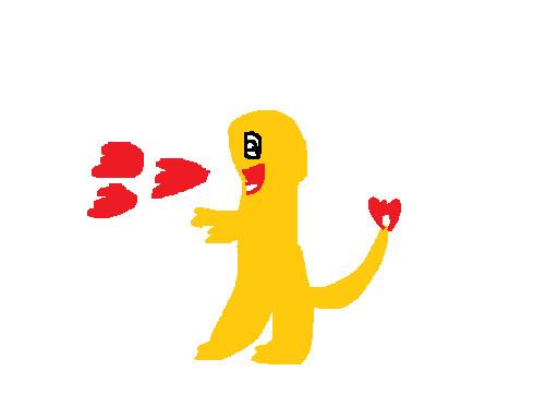 004.ヒトカゲ