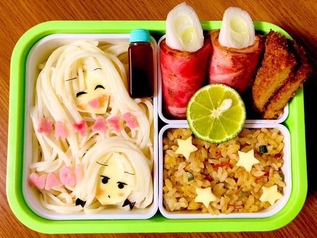 久川姉妹弁当2