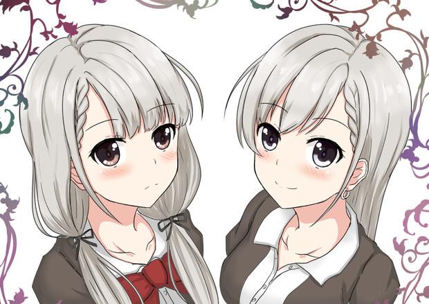 久川姉妹誕生日