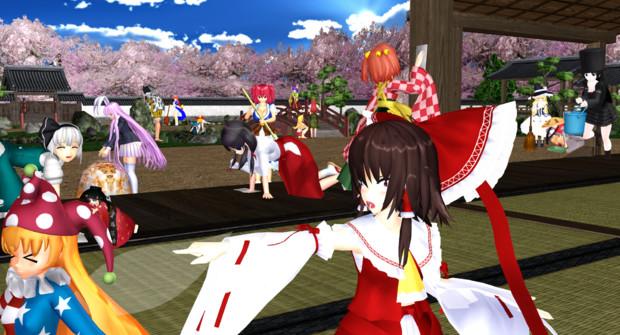 【第12回東方ニコ童祭カウントダウン】ラストスパート!今年は、妖夢が1位だからこの場所結構出るよ