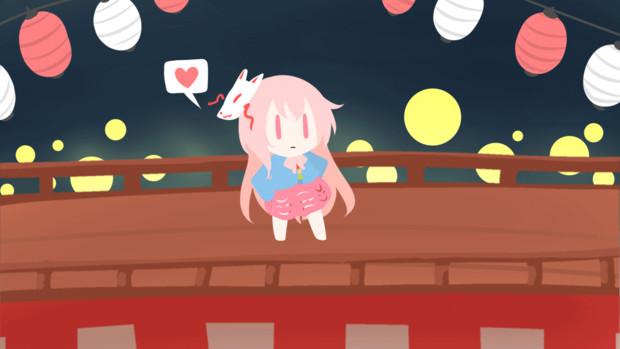 dancing kokoro