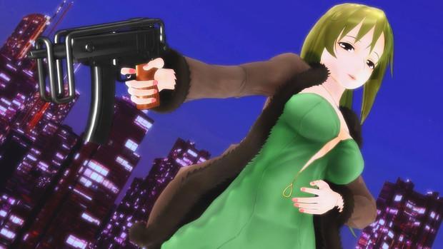 スコーピオン玲霞さん!【Fate/MMD】