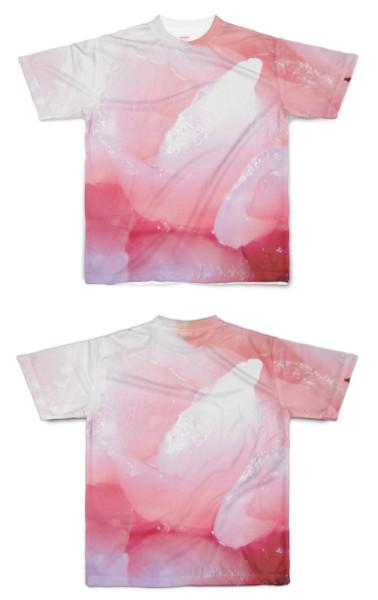 Tシャツ フルグラフィック うめ大根