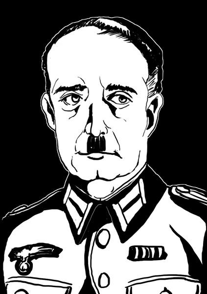 再掲】幻の精鋭部隊~ドイツ陸軍ハインリッヒ・シャーホーン大佐 ...