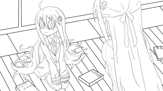 【随涂】【描画】金刚姐妹1