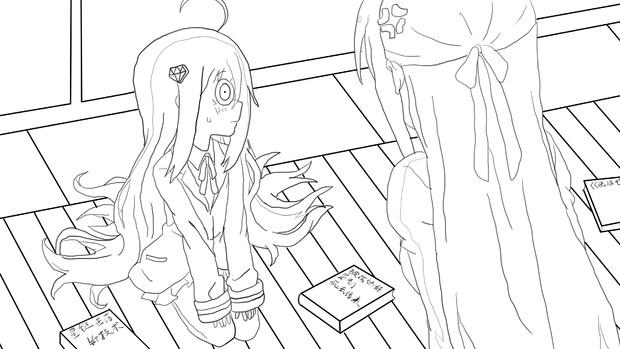 【随涂】【描画】金刚姐妹2