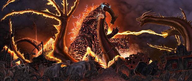 Burning God's Fury