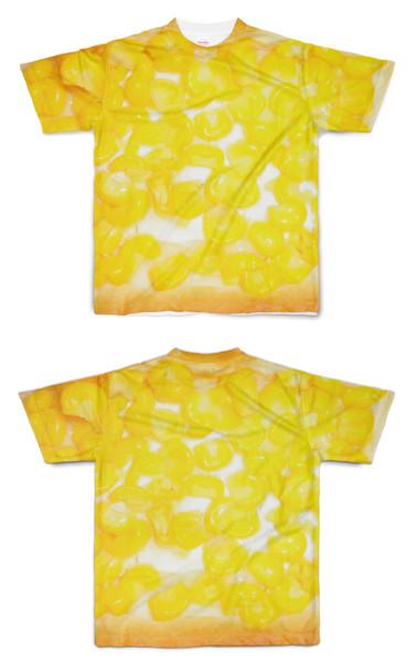 Tシャツ フルグラフィック コーンコーン