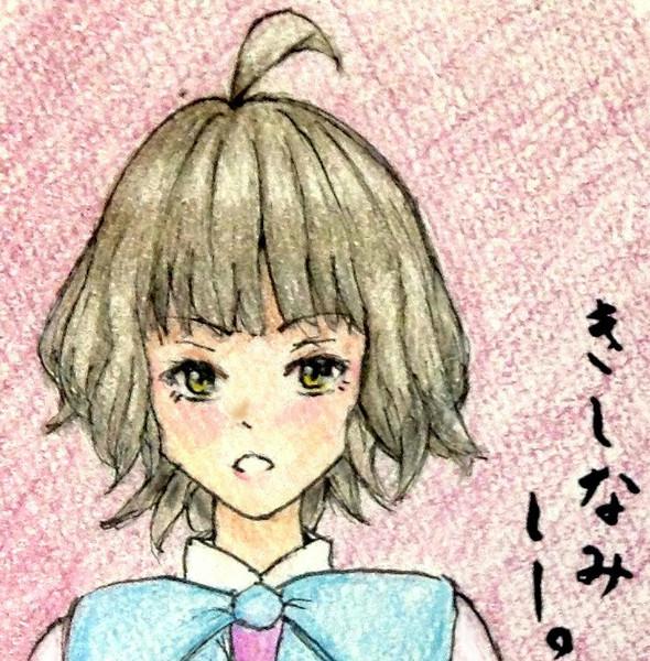 岸波さんとお絵描き練習3