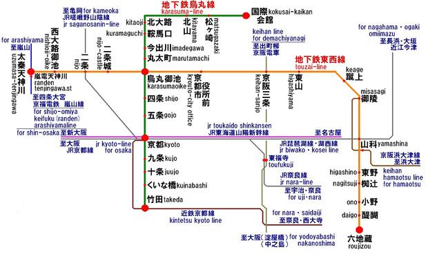 京都市営地下鉄 Part2