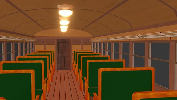 鬼滅の客車