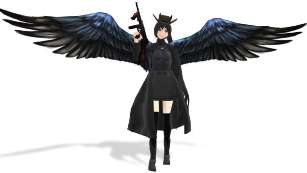 漆黒の天馬