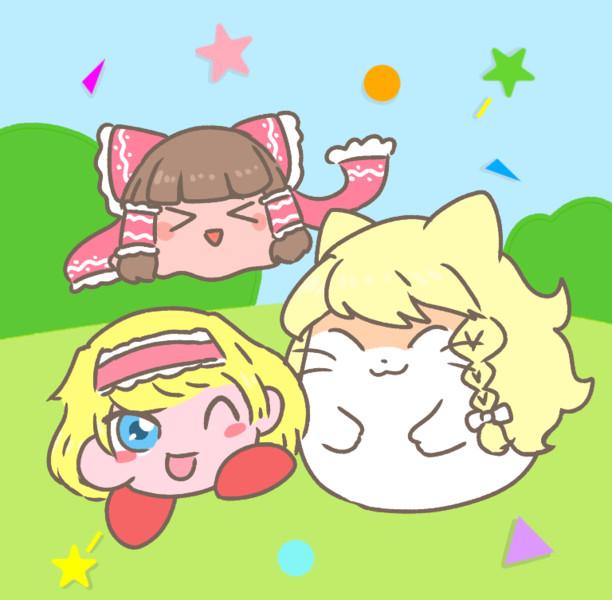 星のICG3☆