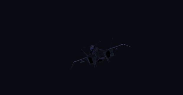 【配布】MCヘリ FFR-31MR/D スーパーシルフ雪風