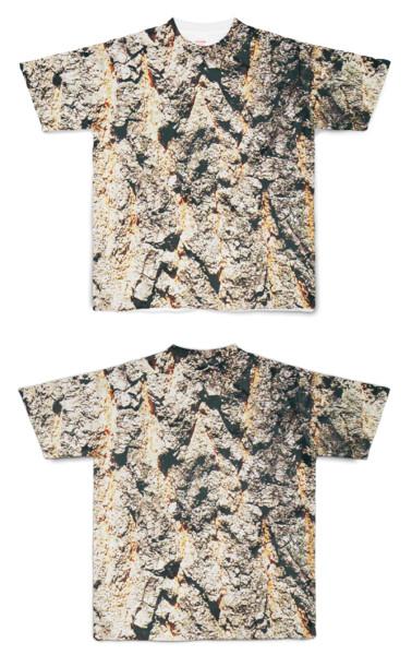 Tシャツ フルグラフィック 仮面の樹木