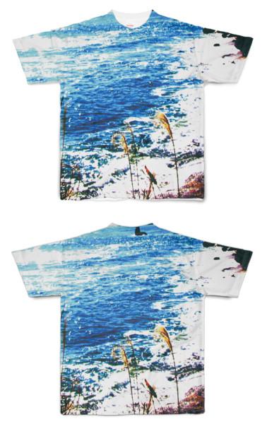 Tシャツ フルグラフィック 夏の日の1996