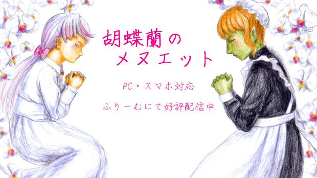胡蝶蘭のメヌエット