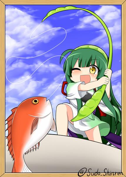 鯛釣りずんちゃん