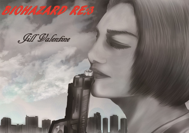 RE3「ジル・バレンタイン」