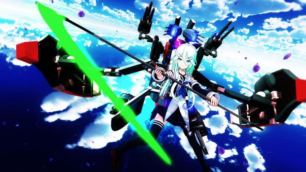 Ymakaze Gundam