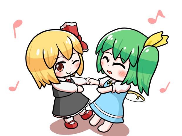 踊るーみあ