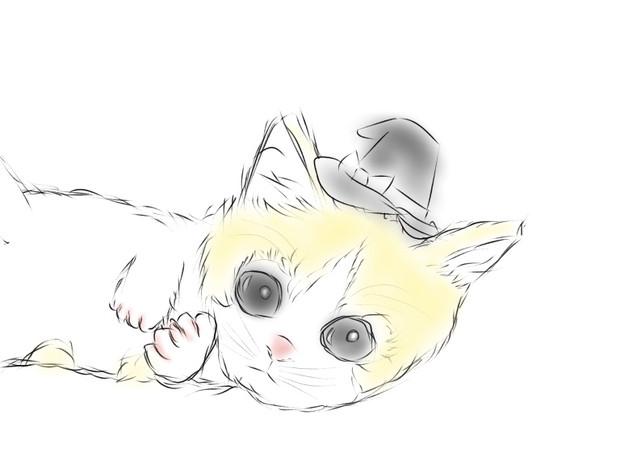 私は子猫だぜ.udk