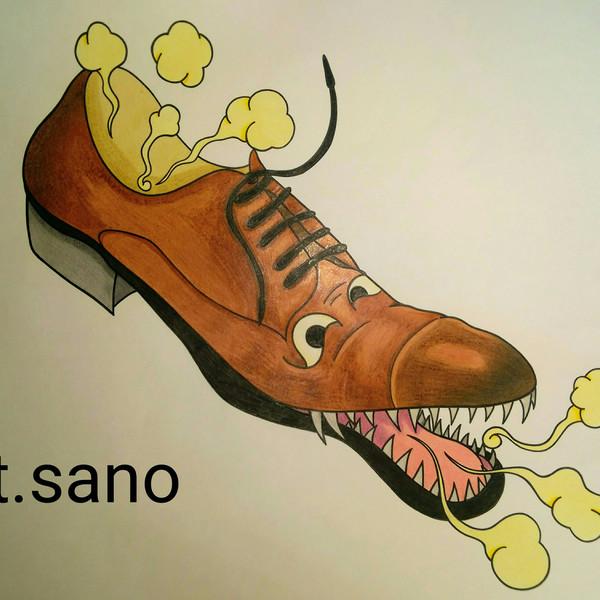 No.684 激shoe(げきシュー)