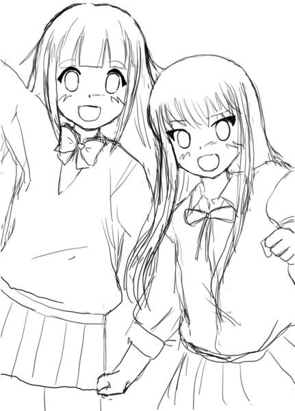 #田中くんはいつもけだるげの宮野さんと、女子高生の無駄づかいのロリこと百井咲久