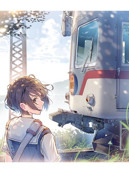 「夏とわたしと故郷」