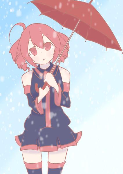 傘さしテトさん