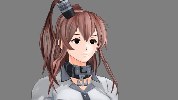 モデル配布/サラトガMkⅡ+Mod.2