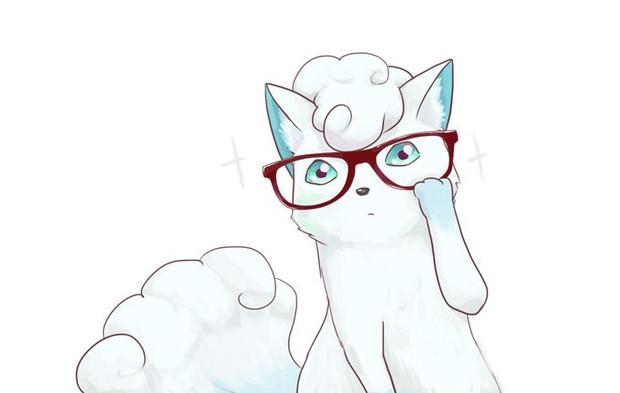 眼鏡アローラロコン
