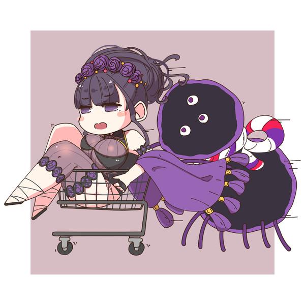 紫式部(ライダー)