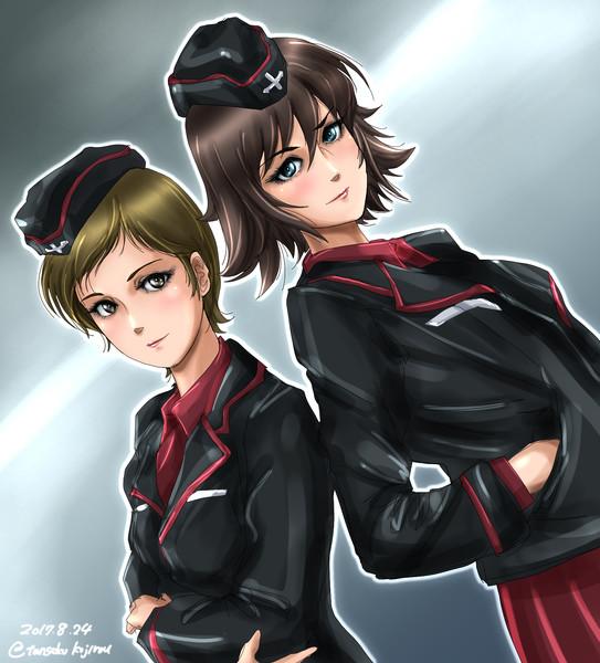マウ子 & 小島エミ