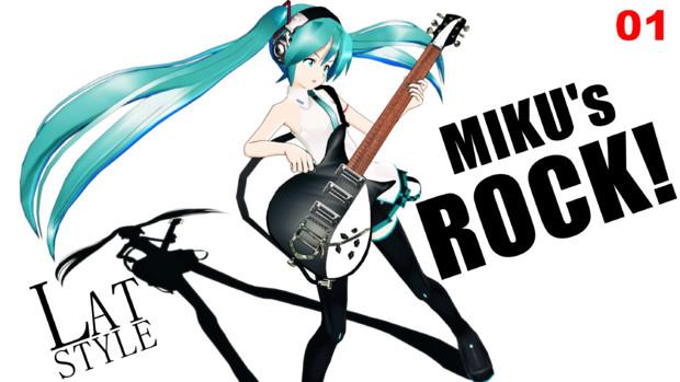 MIKU's ROCK!