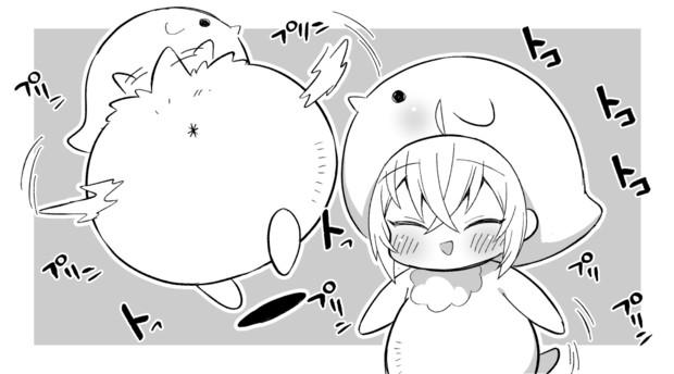 ひよこママ♂