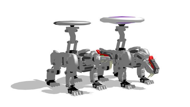 プロトセイバー高速偵察仕様&警戒管制仕様