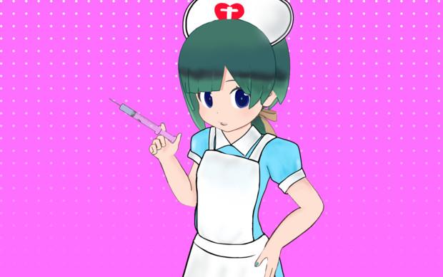 MMD こすぷれ MikuMikuDance