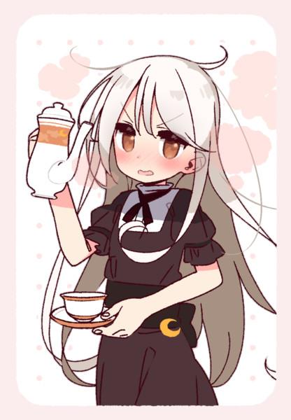 喫茶店の菊月さん
